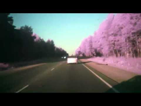 Russian M5 Ural Federal highway (European route E30, Asian route AH6): Sim