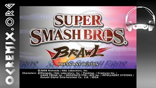 OC ReMix #2821: Super Smash Bros. Brawl