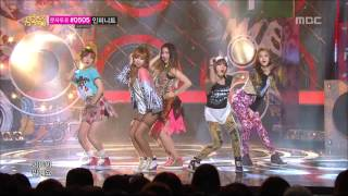 4minute - What's your Name?, 포미닛 - 이름이 뭐예요?, Music Core 20130427