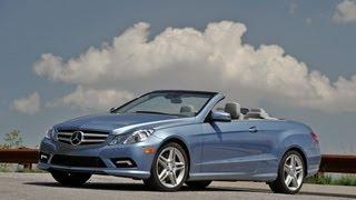 2011 Mercedes-Benz E-Class Cabriolet Videos
