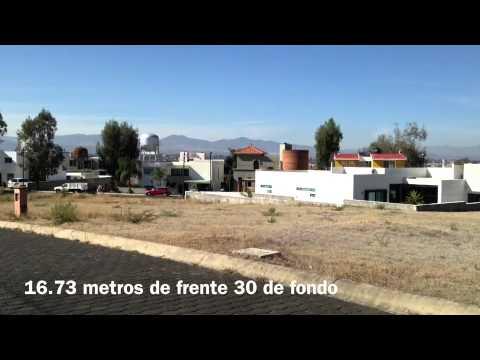 Terreno en venta en morelia youtube for Terrazas zero morelia