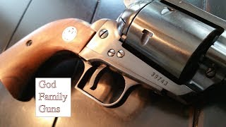 Top 10 Things You Didn't Know About The Ruger Blackhawk
