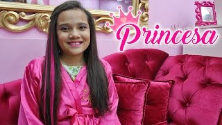 DIA DE PRINCESA! - JULIANA BALTAR