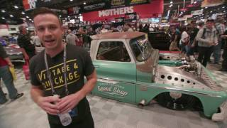 """""""Tiffany"""" is Sexy....Check out this Very Cool 1966 Chevy C10"""