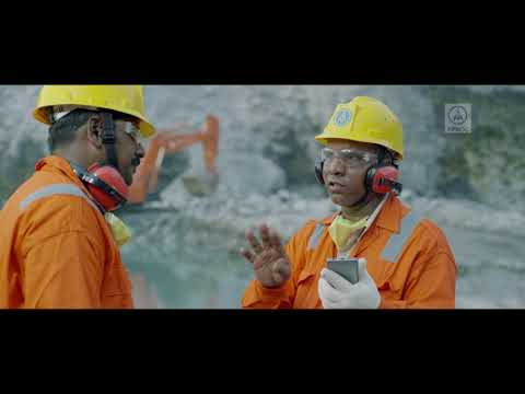 APMDC Corporate Video - Mangampet Barite Mine