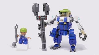 Gambar cover LEGO - Channel Mascot Update - Stop Motion Build