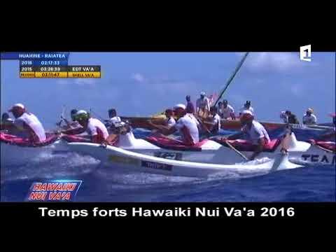 Le meilleur de Hawaiki Nui Va