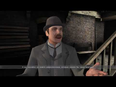 Sherlock Holmes versus Jack the Ripper #3 |