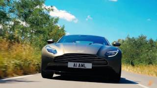 Aston Martin DB11 -- TEST/DRIVE