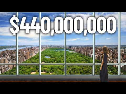 10 Most Expensive Penthouses In The World