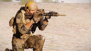 """Under Attack"" - U.S. Army Special Forces (Arma 3 Machinima)"