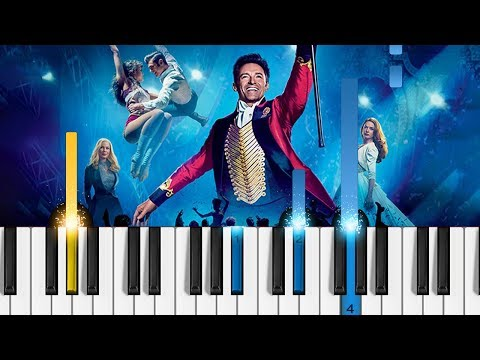 the-greatest-show---easy-piano-tutorial---the-greatest-showman