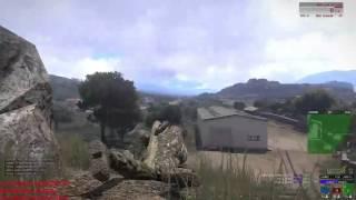 Arma 3 GM6 Lynx Sniper Tüfeği VS Hummingbird
