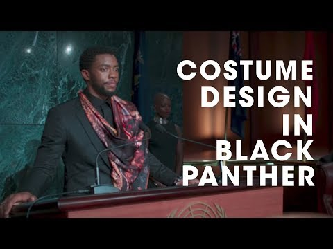 OkayAfrica: Costume Design in Black Panther