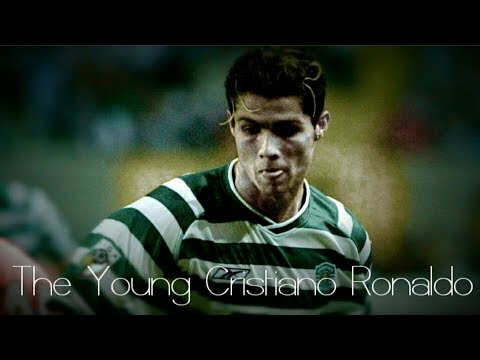 The Legendary Speed Of Cristiano Ronaldo - Sporting Lisbon