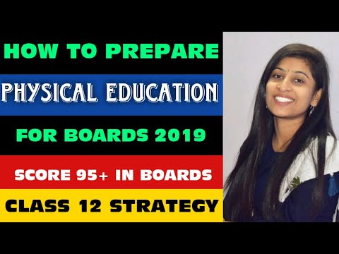 How to prepare PHYSICAL EDUCATION for boards 2019|| Class-12 || score 95+ in 2019 boards Mp3