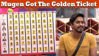 Bigg Boss 3 Tamil Day 88 Highlights - 20th Sep | முகேனிற்கு தான் கோல்டன் டிக்கெட் கிடைக்கும்
