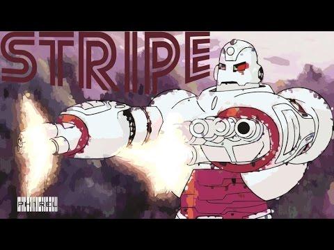 El Iron Man de DC Comics: STRIPE