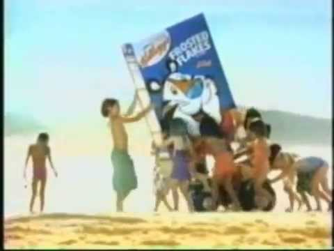 Frosted Flakes Commercial - Beach