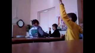 6 а класс на уроке музыки