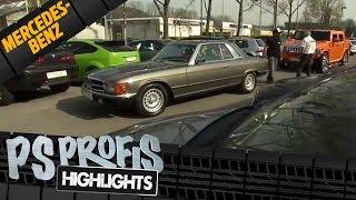 Mercedes Benz SLC 450 | PS Profis - Oldtimer im Visier