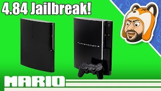 How to Jailbreak Your PS3 on Firmware 4.84 or Lower!
