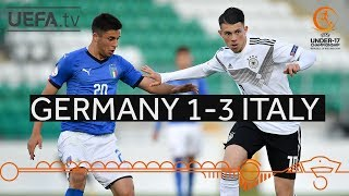 Download Video Group stage highlights: Germany 1 – 3 Italy MP3 3GP MP4