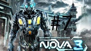Прохождение N.O.V.A. 3 #7- Огонь и лёд