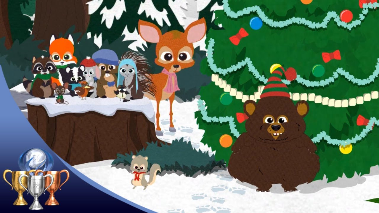 South Park Christmas.South Park The Stick Of Truth Woodland Christmas Critters In The Lost Forest Hidden Secret Area