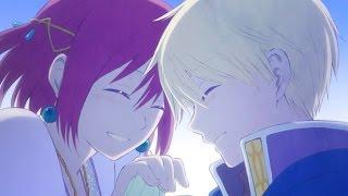 Красивый аниме клип Счастье есть-Зен и Шираюки