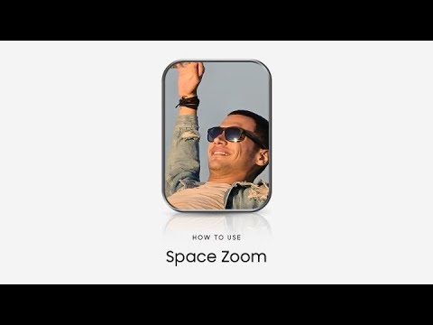 Galaxy S20: How to use Space Zoom | Samsung