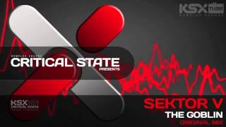 [KSX161] Sektor V - The Goblin (Original Mix)