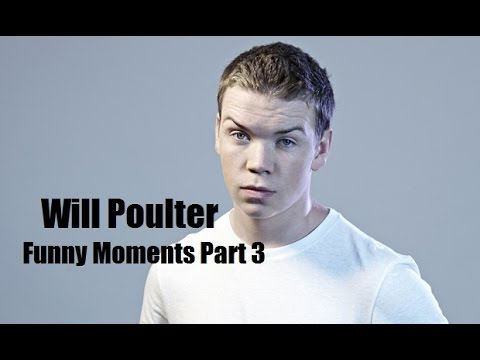 Will Poulter Funny Moments Part 3