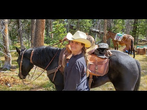 Horseback riding – 4 days camping in the wilderness!!!