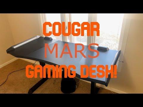Cougar Mars Gaming