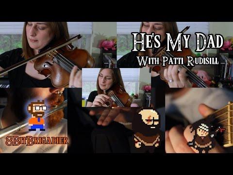 He's My Dad - Lisa: the Joyful [8BitBrigadier Cover Feat. Patti Rudisill]