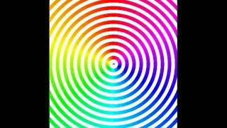 Experience NATURAL HALLUCINOGENIC Effects: 9-Stage MUSIC-SYNCED Rainbow Optical Illusion