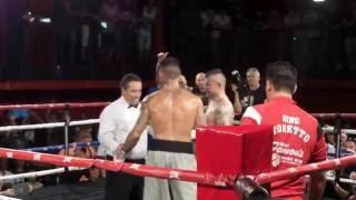 Daniele Scardina  vs Christian Bozzoni  - Teatro Principe 21.7.2016