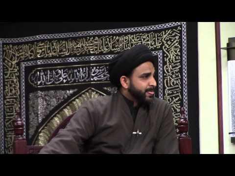 H.I. Rizwan Rizvi 7th Majlis   Muharram 1436   October 31st 2014