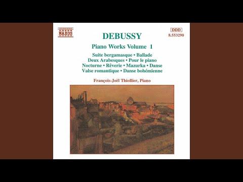 Suite Bergamasque, L. 75: II. Menuet