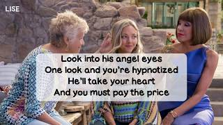 Mamma Mia! Here We Go Again - Angel Eyes (Lyrics Video)