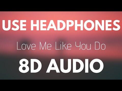 Ellie Goulding - Love Me Like You Do 8D
