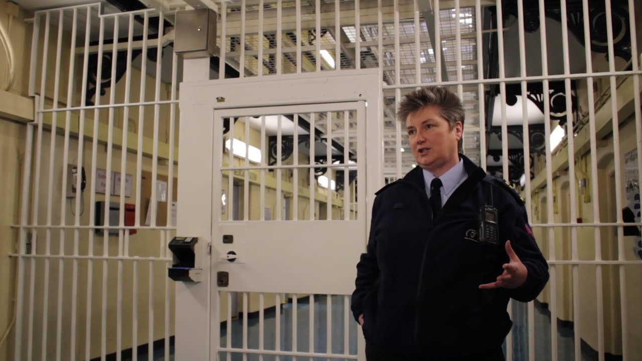 What is it like to be a female prison officer?