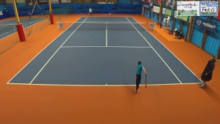 Live Open Super 12 Auray Tennis - Court 2