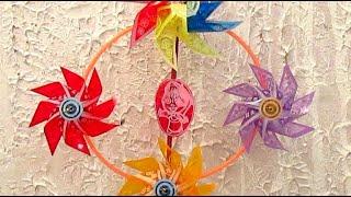 KITIRAN (Dolanan Anak) Kincir Angin / WINDMILL Toy [HD]