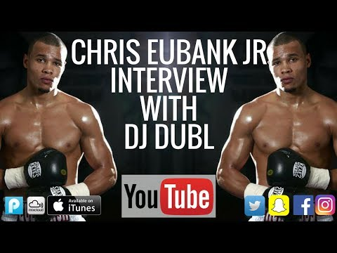 "Chris Eubank Jr Interview - Saunders & Degale are ""too scared"" to fight him & much more!!!"