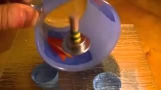 Cách làm nam châm bay trong lực từ trường