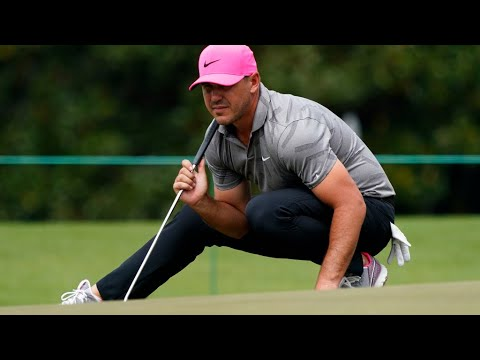 Brooks Koepka struggles for 74 at Masters in first round since knee ...