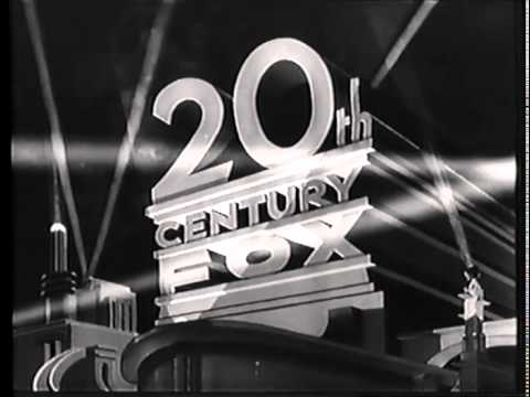 20th Century Fox  1940  Company Logo  Vhs Capture