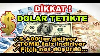 dkkat dolar tetkte